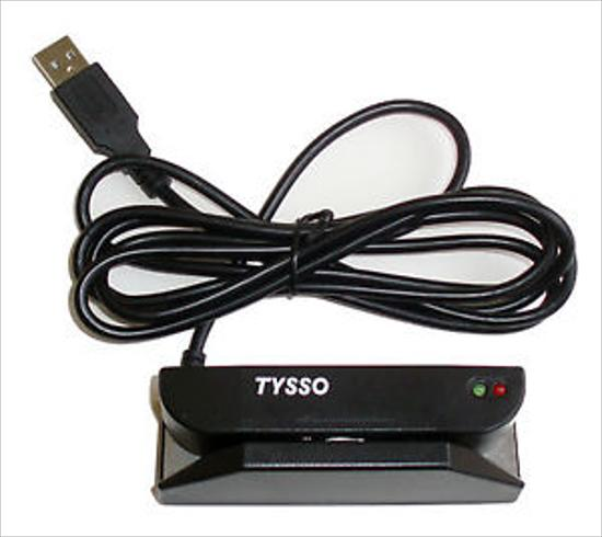 Picture of TYSSO Magnetic Card reader