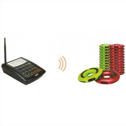 Picture of Restaurant Wireless guest paging systems GP-1000