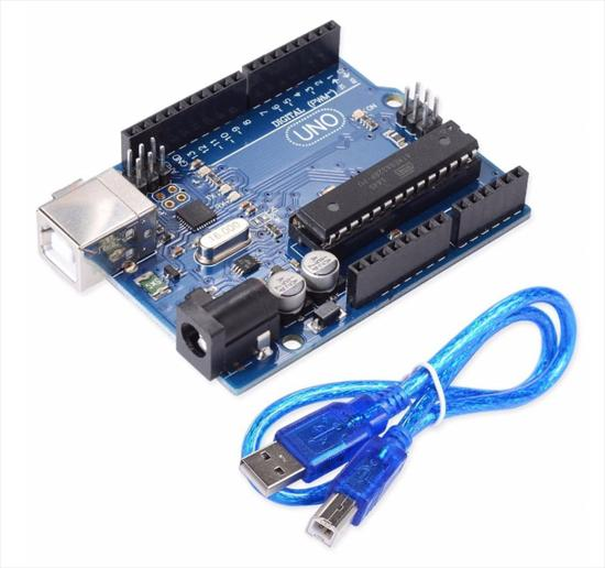 Picture of Arduino Uno Rev3